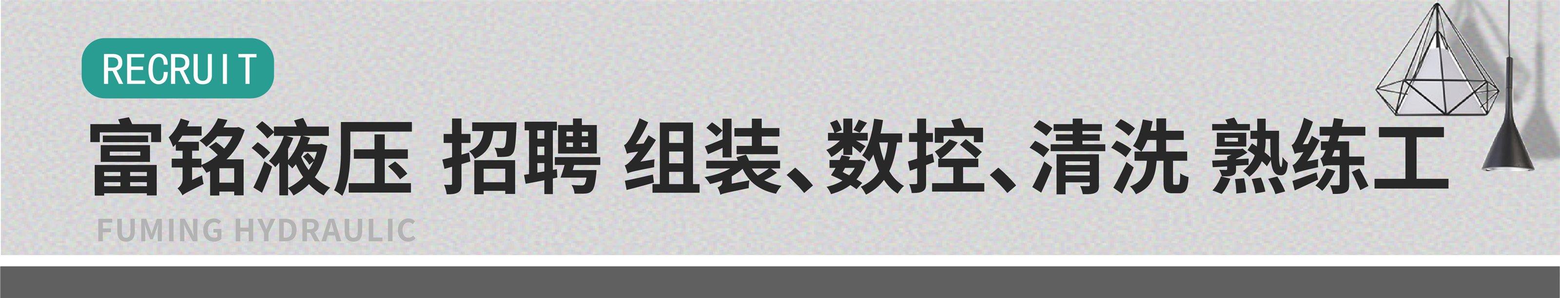青州市富銘液壓有限公司