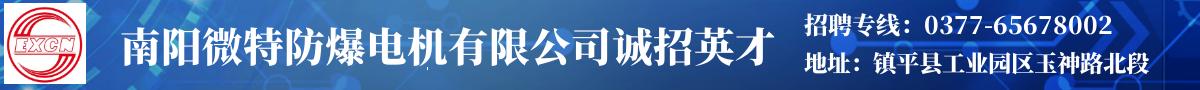 南阳微特防爆电机有限公司
