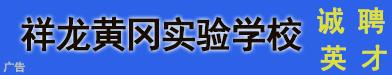 新蔡宋岗祥龙黄冈学校