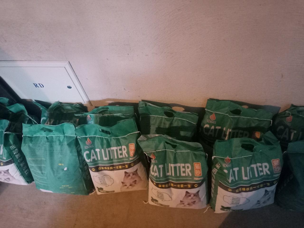猫砂20斤13一袋
