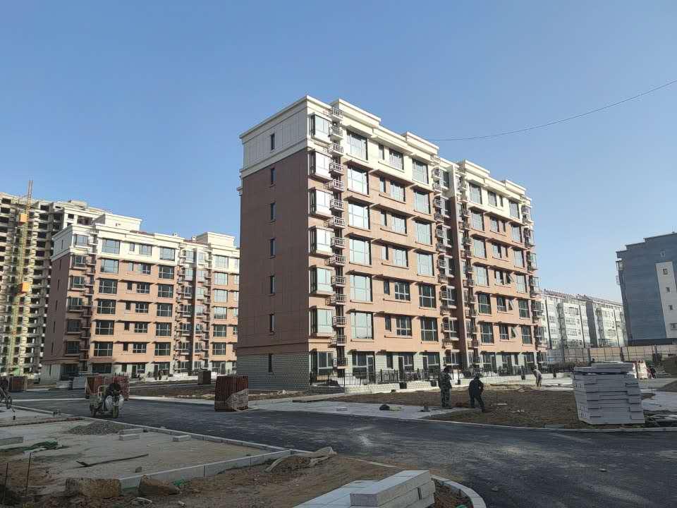 怀来房产:京北香榭府是几梯几户公摊多少
