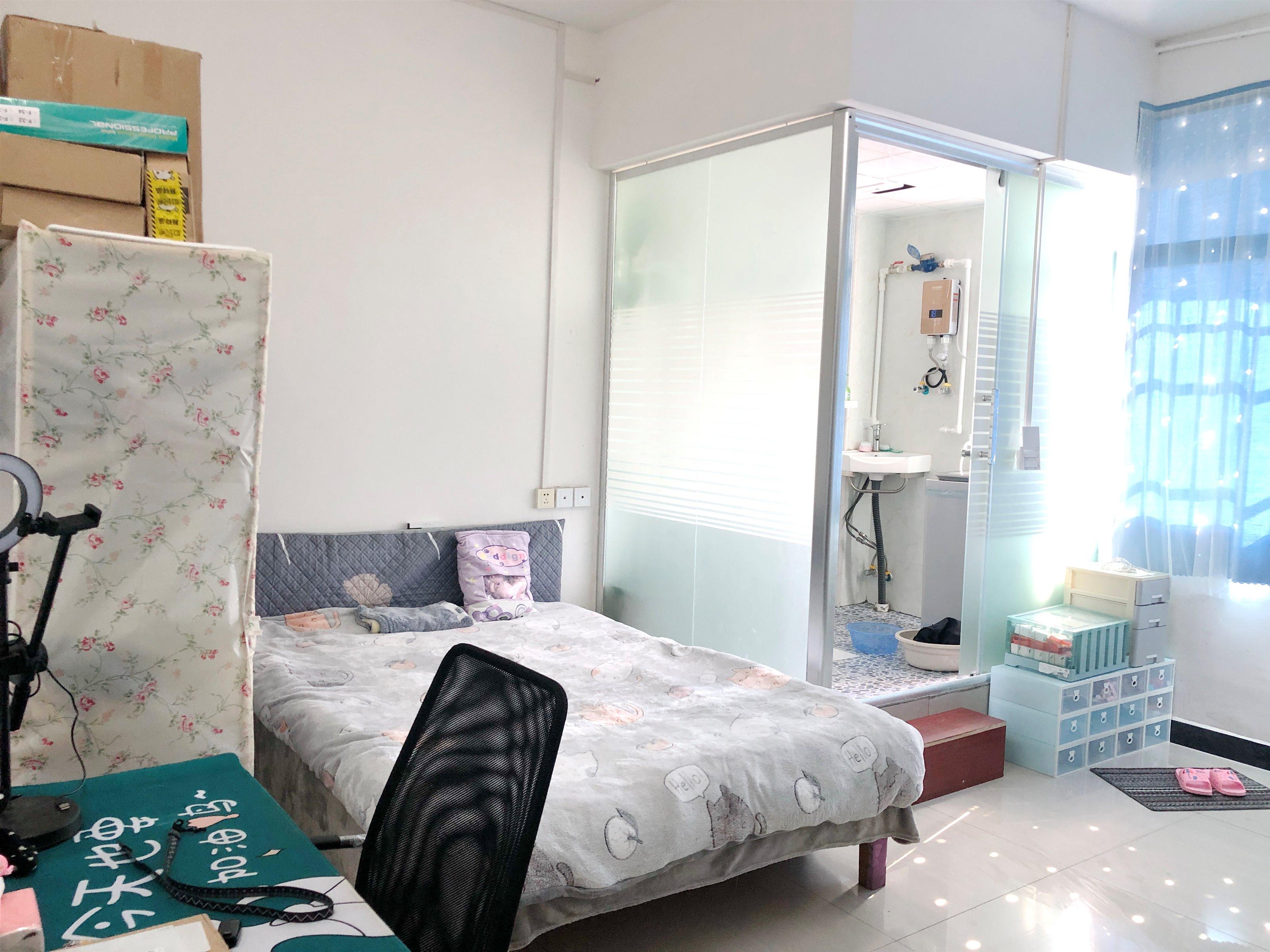 月租、短租、豪華單間、兩室一廳家電齊全單身公寓帶廚衛